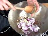 garlic-ginger beef stir-fry recipe
