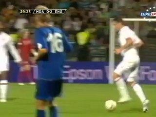Moldova 0 - 5 England