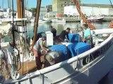 Pêche au thon thonier Biche, départ & retour, 3 au 7 sept 2012