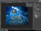 XanderHuit ~ Tutoriel Effet De Pièce Avec Elément Naturel Avec Photoshop CS6 Extended [HD]