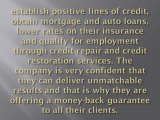 Why choose CRE for your credit repair and credit restoration services?
