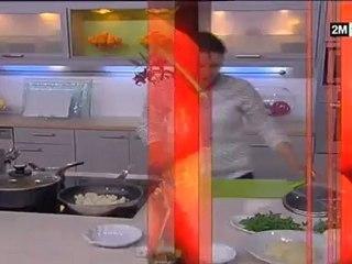 choumicha tajine de poulet et ses légumes cuisine marociane