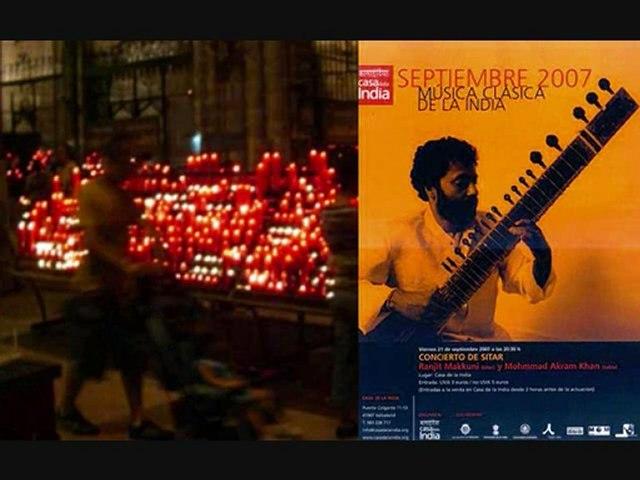 Ranjit Makkuni and Akram Khan, Live in Spain