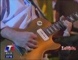 Charly Garcia - Sueltate Rock and Roll con David Lebon  - Luna Park 2012 (La Viola)