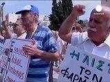 Grèce : nouvelle mobilisation contre l'austérité