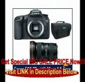 BEST PRICE Canon EOS 7D 18 MP CMOS Digital SLR Camera with 3-inch LCD with Canon EF 16-35mm f/2.8L II USM Ultra Wide Angle Zoom Lens