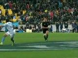 Gli All Blacks piegano i Pumas