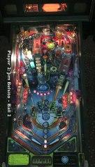IRON MAN Pinball Machine (Stern 2010) - PAPA 14 Quarterfinals Game 1 - ANM JPB BEK PFJ
