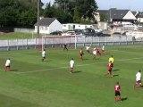 U15 Élite  EAG-Vannes Menimur 7-0, les buts