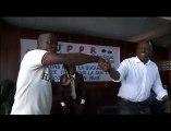 Processus de paix:   La coalition de la jeunesse Patriotique s'engage auprès du Ministre Hamed BAKAYOKO