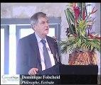 """Dominique Folscheid """"Extrait de l'ouverture des Rencontres inter-culturelles pour la Paix"""""""