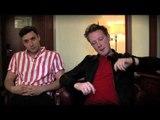Two Door Cinema Club interview - Alex Trimble and Sam Halliday (part 1)