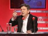 "Jean-Luc Mélenchon - ""Grand Jury"" RTL"