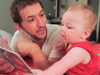 Danny Reads Moo Baa La La La