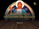 Videocatequesis domingo XXIV Ordinario-B