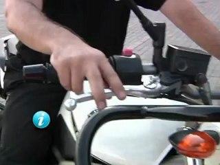Conducción de motocicletas: Acelerador, freno, cambios y embrague en las motocicletas