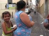 Les femmes gitanes du quartier Saint-Jacques à Perpignan