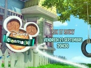 Disney Cinemagic - Rox et Rouky - Vendredi 21 septembre à 20h30