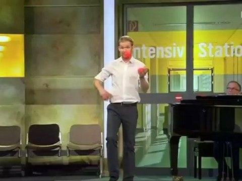 Intensiv-Station – Der Euro-Jongleur