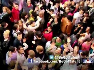 Belgium's Got Talent sur Facebook et Twitter