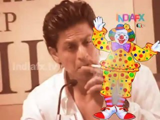 Shahrukh wants to quit Smoking!!