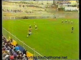 U. Madeira - 0 Sporting - 2 de 1990/1991