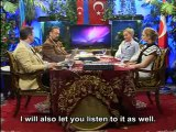 The religious leader of Bosnian Muslims His Highness Sheikh Senad Agic's opinions about Mr. Adnan Oktar.