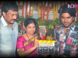Ram Charan - VV Vinayak New Movie Launch