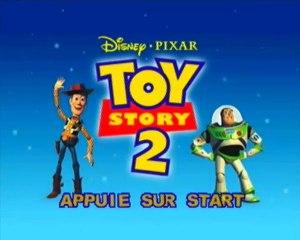 Toy Story 2-1/ Sapristi on a kidnappé woody