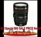 BEST BUY Canon EF 24-105mm f/4 L IS USM Lens for Canon EOS SLR Cameras with a Deluxe Accessory Bundle: 77mm UV Digital Multi Coated...