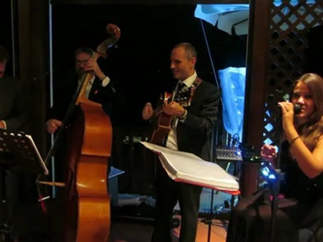 Studio Events @ villa Fattorusso - Quartetto in jazz