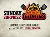 Winamax Poker - Sunday Surprise aux petits oignons avec Norbert Tarayre !