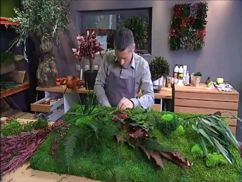Mur Vegetal Plante Grasse comment faire un cadre végétal en plantes stabilisées ?