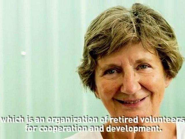 Brigitte, volontaire d'AGIR ABCD à Ho Chi Minh Ville, Vietnam