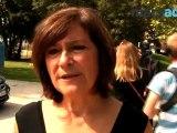 Marie Arlette Carlotti critique l'action de Guerini en faveur de MArseille