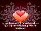 je vous aime et je vous adore Anna et Louane