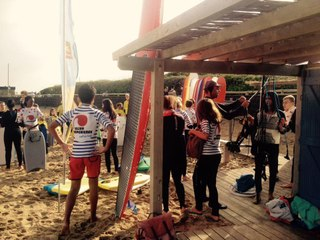 GLISS'experience, plage des Cavaliers