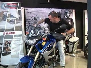 Conducción de motocicletas: Trail y Maxi-Trail