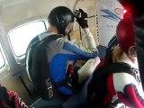 Parachutisme - Vol relatif à 4 - VR4