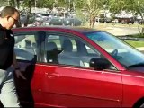 Used 2003 Honda Civic LX for sale at Honda Cars of Bellevue...an Omaha Honda Dealer!