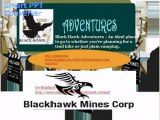 Black Hawk Adventures: Blackhawk Mines Corp - BlogSpot