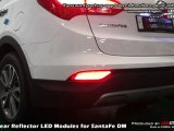 exLED Rear Reflector LED Modules for SantaFe DM (All New SantaFe)_(1080p)