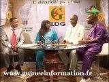"""Electricité de Guinée (EDG) : Le point sur le projet """"électricité pour tous"""""""