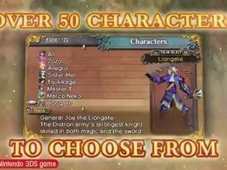 Code of Princess - Trailer Versus de Code of Princess