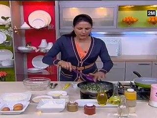 Choumicha - Recette Croquettes aux Pois chiche et épinard