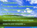 Windows XP Password Recovery - Recover XP Admin/User Password Easily