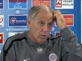 2012 Ligue 1 J05 REIMS MONTPELLIER l'avant match, le 13 septembre 2012