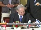 Iran : pression d'Israël sur les Etats-Unis