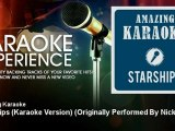 Amazing Karaoke - Starships (Karaoke Version) - Originally Performed By Nicki Minaj