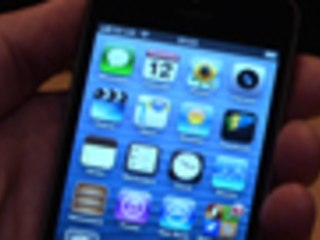 iPhone 5 hands-on video